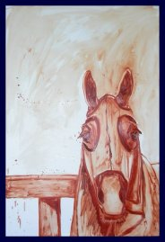 Study for Horse Painting 2